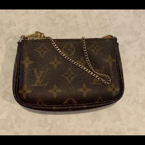 Authentic Louis Vuitton Pouchette